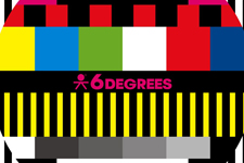 6DEGREES WEBSITE DESIGN