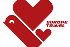 EUROPE TRAVEL LOGO DESIGN